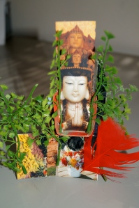 "Shrine to ""She"" by Marlow Brooks"