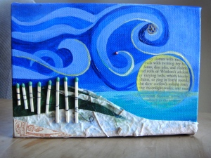 """The Trade Winds""by Sara Brown"