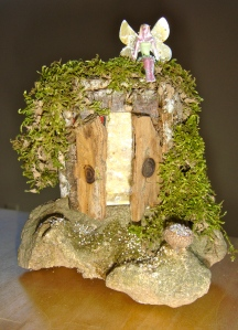 """A Fairies House""by Sue Wallingford"