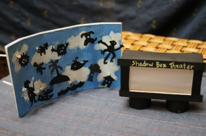 """Shadow Box Theater"" by Sue Wallingford"