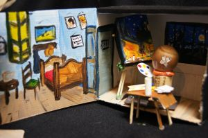 """Van Gogh's Box"" by Amber Jarvis"