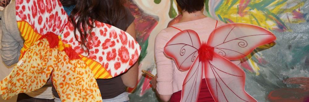 Naropa Community Art Studio-International