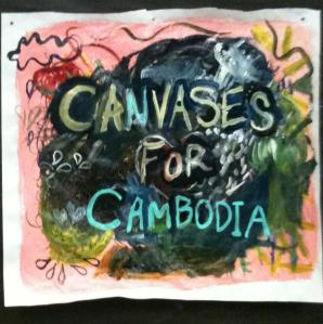 canvases for cambodia